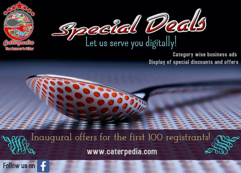 Caterpedia Special Deals
